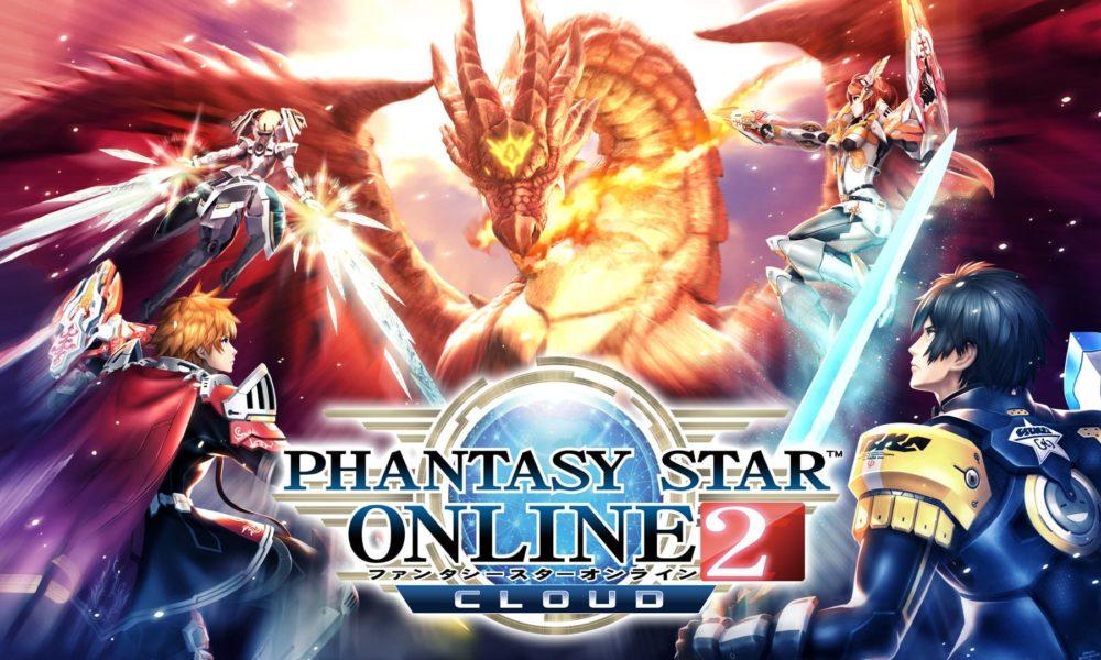 Phantasy Star Online 2 Computer Update Latest Version Free Download