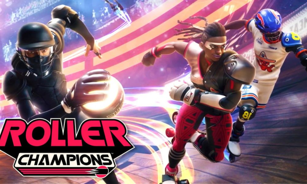 Roller Champions COMPUTER game latest update version free download