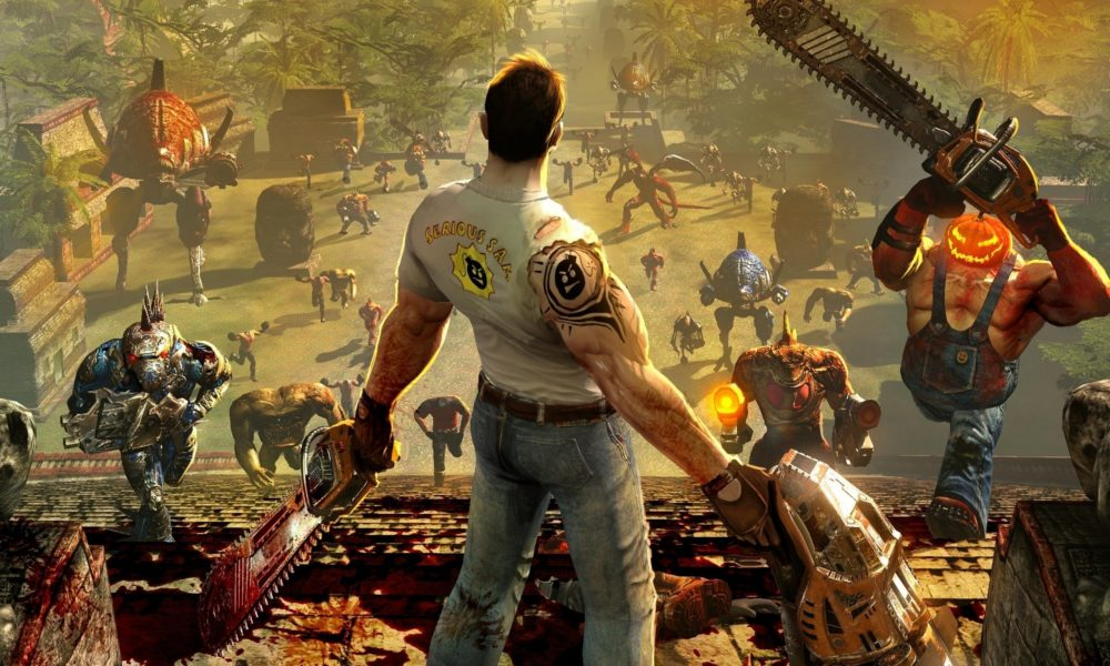 Serious Sam 4 computer games latest version free download