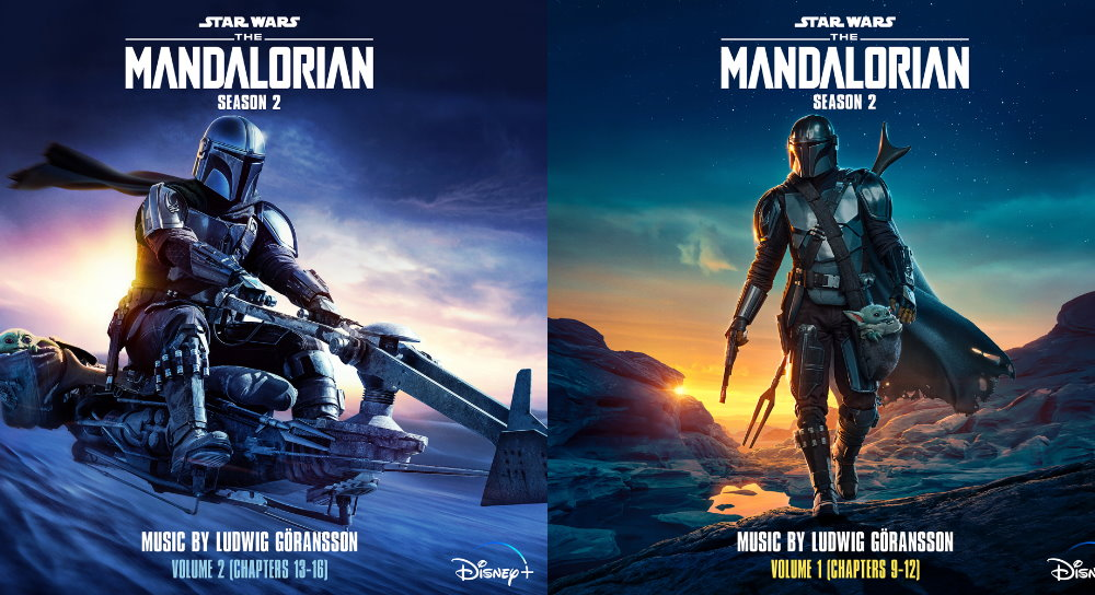 The Mandalorian Season 2 Volume 1 Soundtrack Released Today as Digital Download