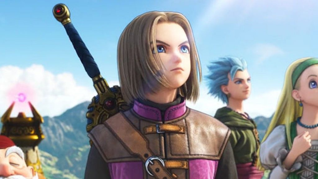 The definitive version of Dragon Quest XI Bypasses gets a 10-hour demo to move to the full game