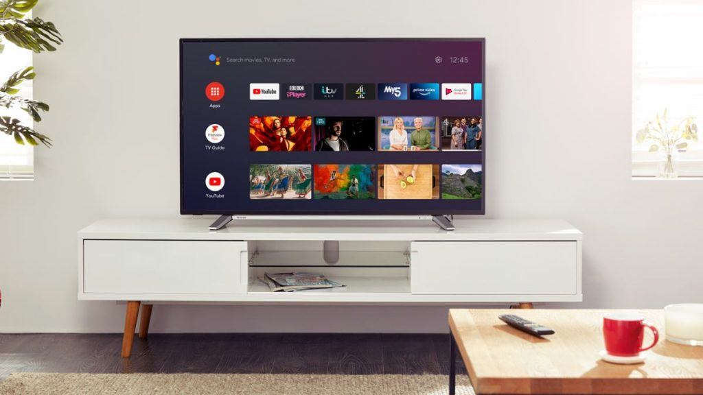 Toshiba launches 58-inch 4K HD RTV for just £ 400