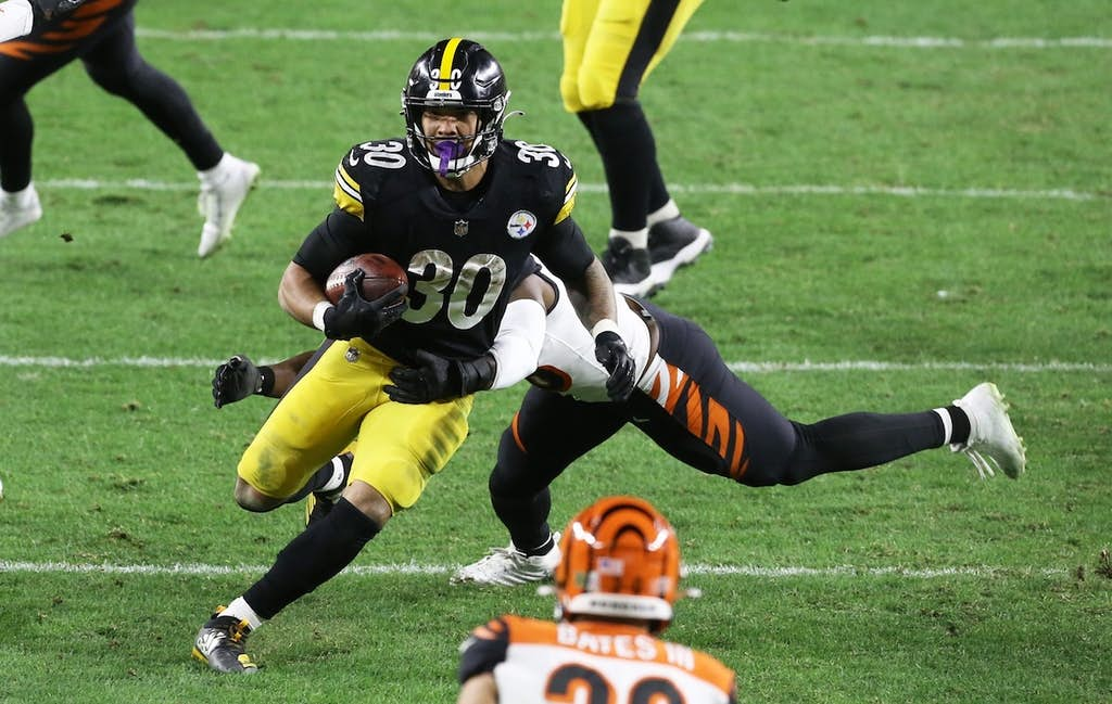 What's wrong with the Steelers Run game?