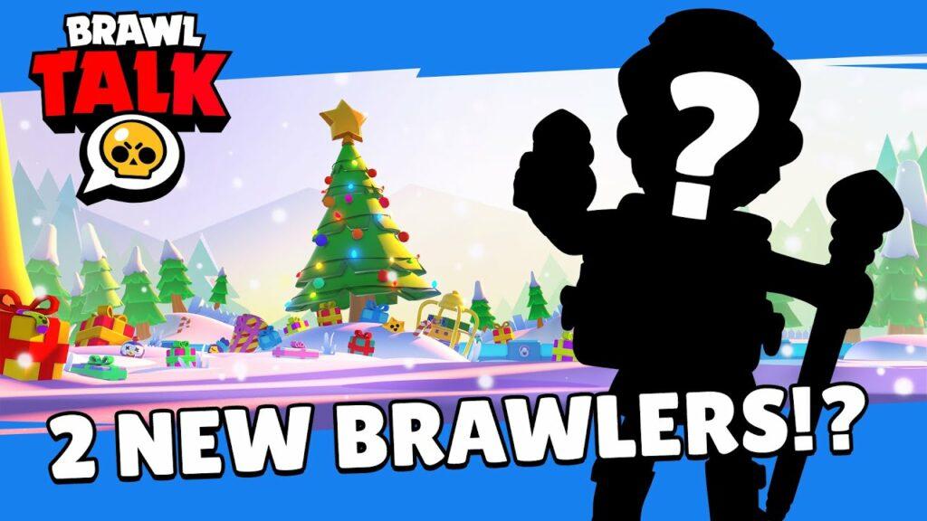 2 new brawlers coming to Brawlidays