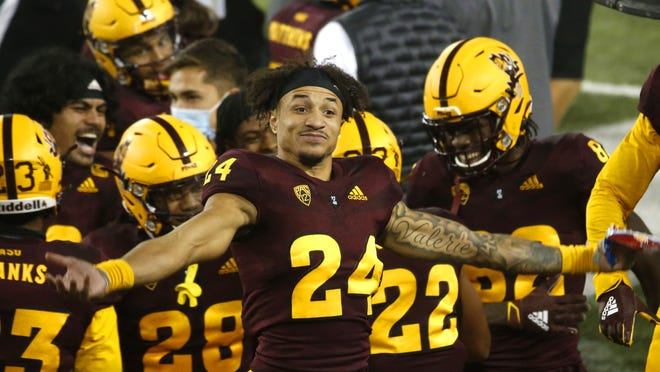 ASU football preparing for another road game in Oregon