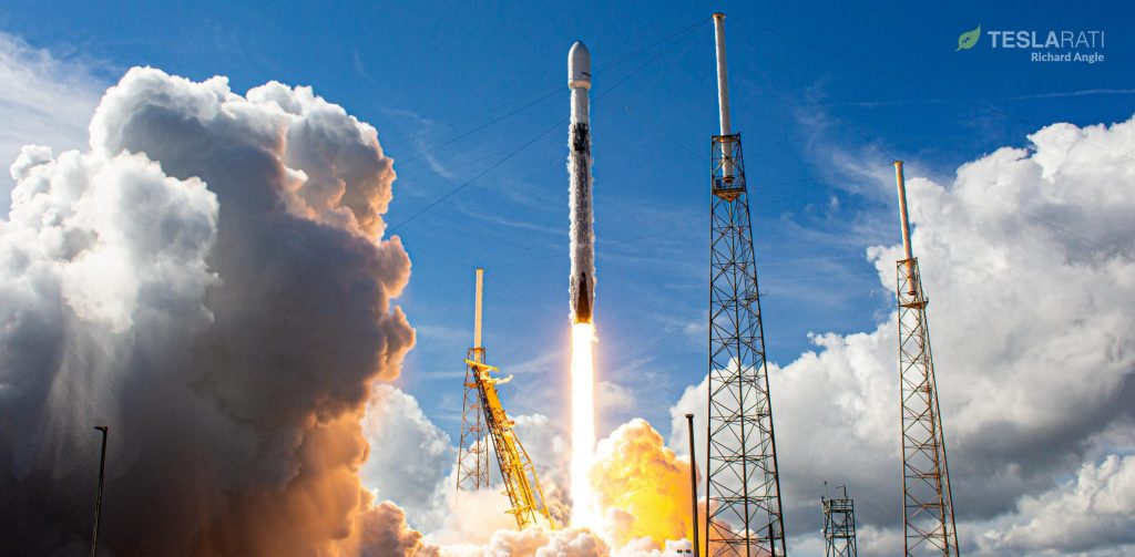 SpaceX Falcon 9 will reach the end of the year as the most launched rocket in 2020