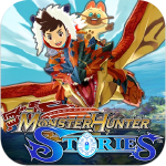 monster hunter stories ipa game icon iphone ipad