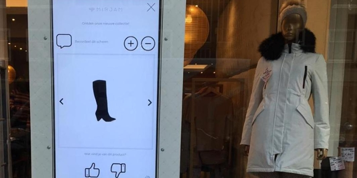 Innovative in-store technology has potential