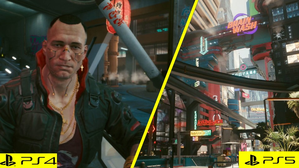 Cyberpunk 2077: Console Graphics Comparison - Why PS4 and Xbox One Gamers Still Have to Wait