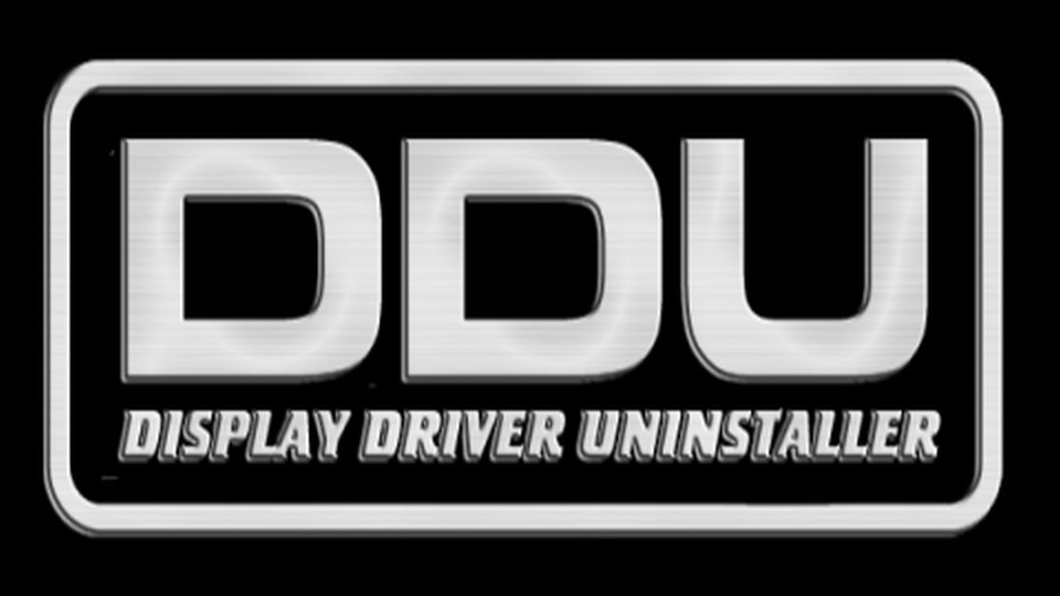 The Display Driver Uninstaller helps you completely remove drivers from your system.