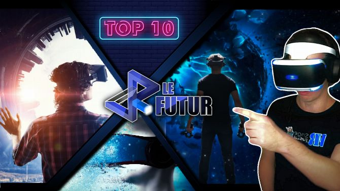 Our 10 best virtual reality video games of the year!