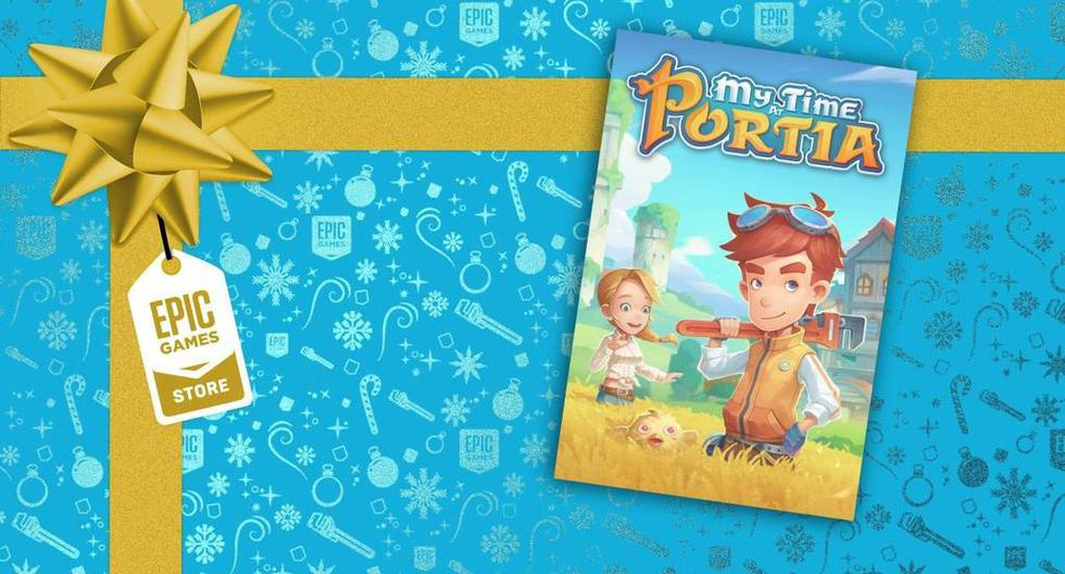 Free Games: Download My Time at Portia on PC with Epic Games Store |  SPORT GAMES