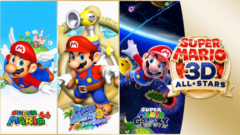 Super Mario Galaxy: Did you get Super Mario 3D All-Stars this Christmas?  Discover our tutorial - News