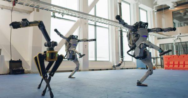 New video proves Boston Dynamics robots can dance amazingly
