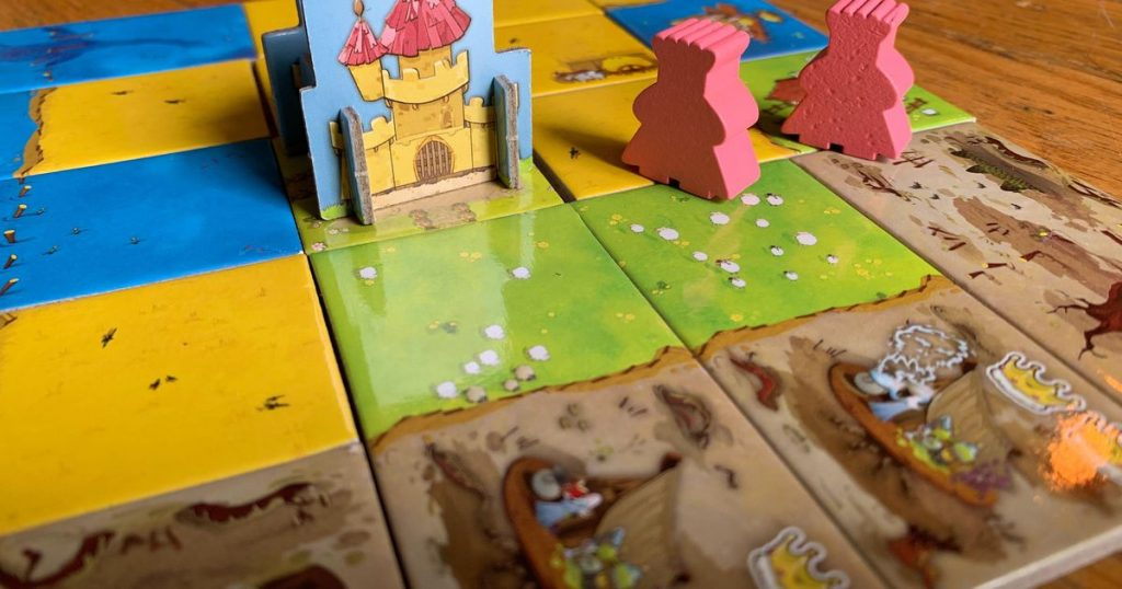 8 of the 8 best 2-player board games of 2021