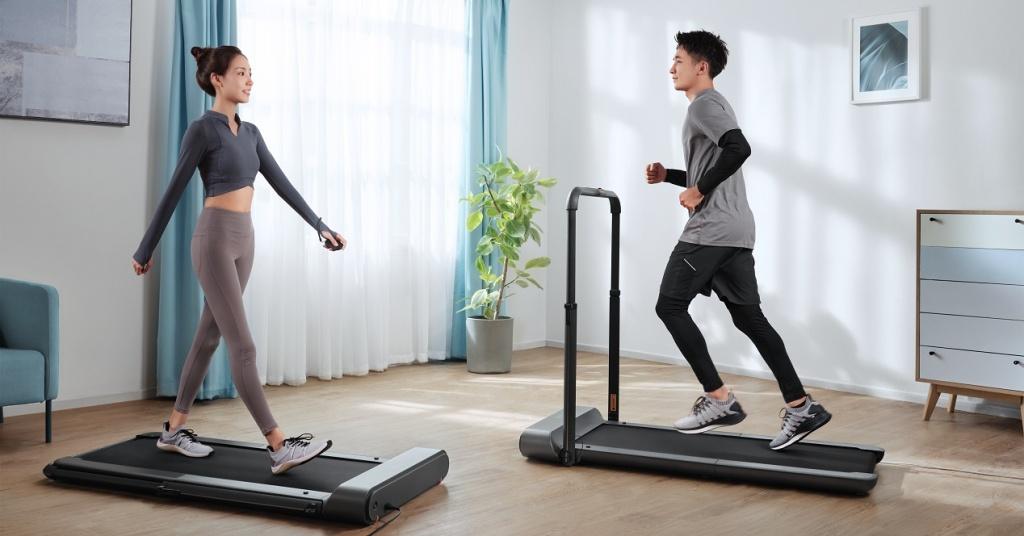 Xiaomi WalkingPad A1 Pro folding treadmill