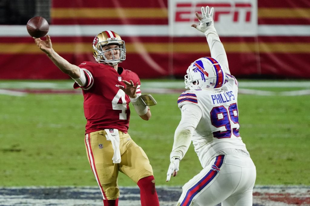 49ers reorganized after losing the first game at the temporary home