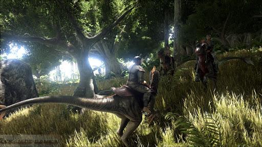 ARK Survival Evolved Genesis PC Games Stup Free Download