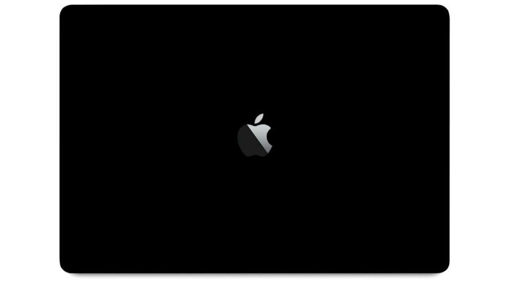 Apple's patent suggests borrowing some Vantablack tricks for the Black MacBook