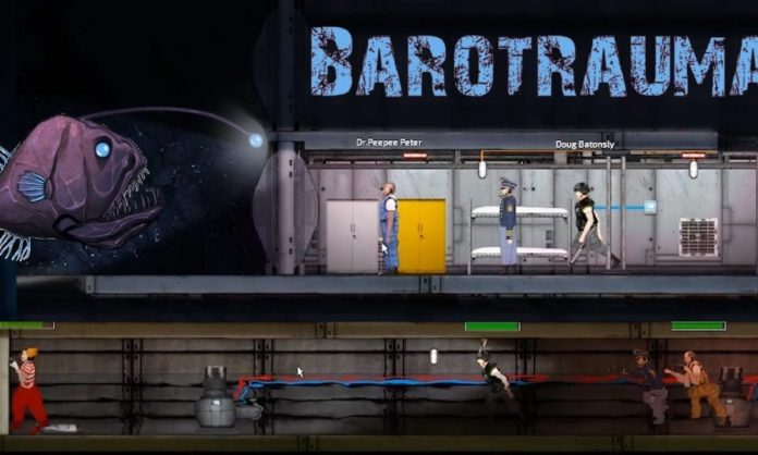Barotrauma Android / iOS mobile full game free download