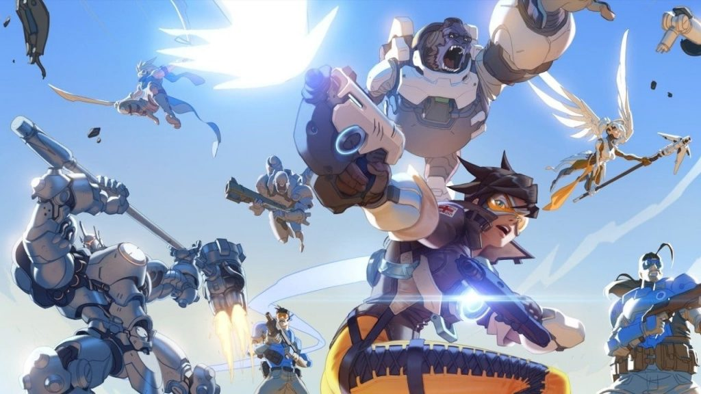 Overwatch 2 will get news at Blizzcon in February