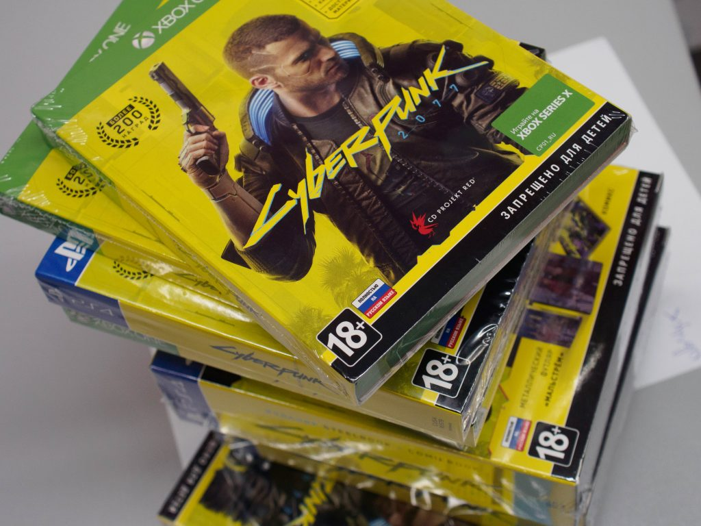 CD Projekt Red offers refunds after console game bugs