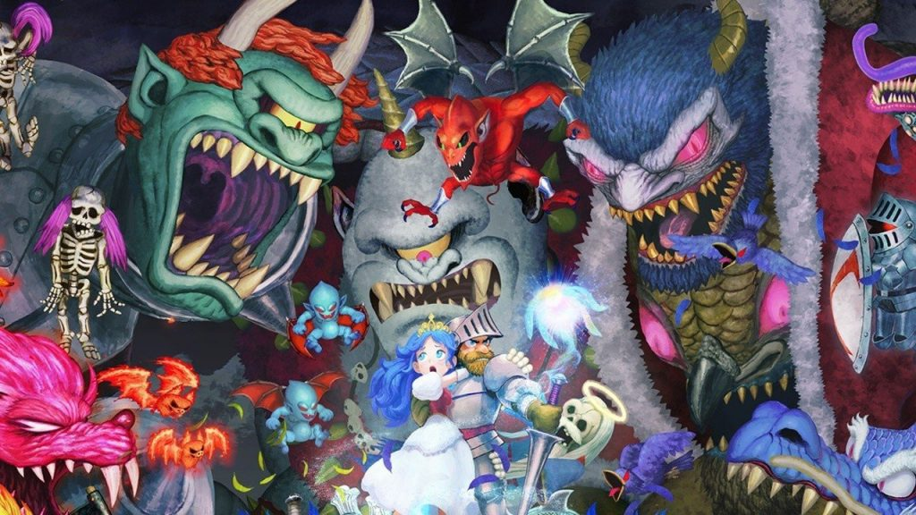 Ghost 'n Goblins Resurrection Announced for Switch, Arrives in February