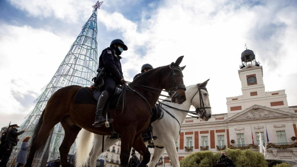 Coronavirus: Measures in Madrid at Christmas: how to download the pass to leave or enter the Community