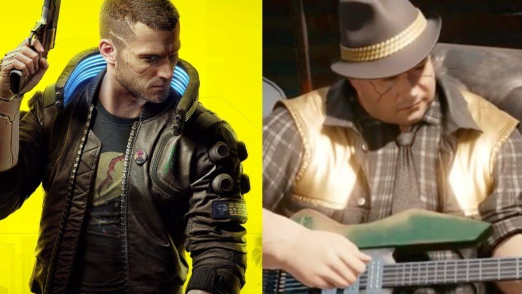 Cyberpunk 2077 NPC surprises players