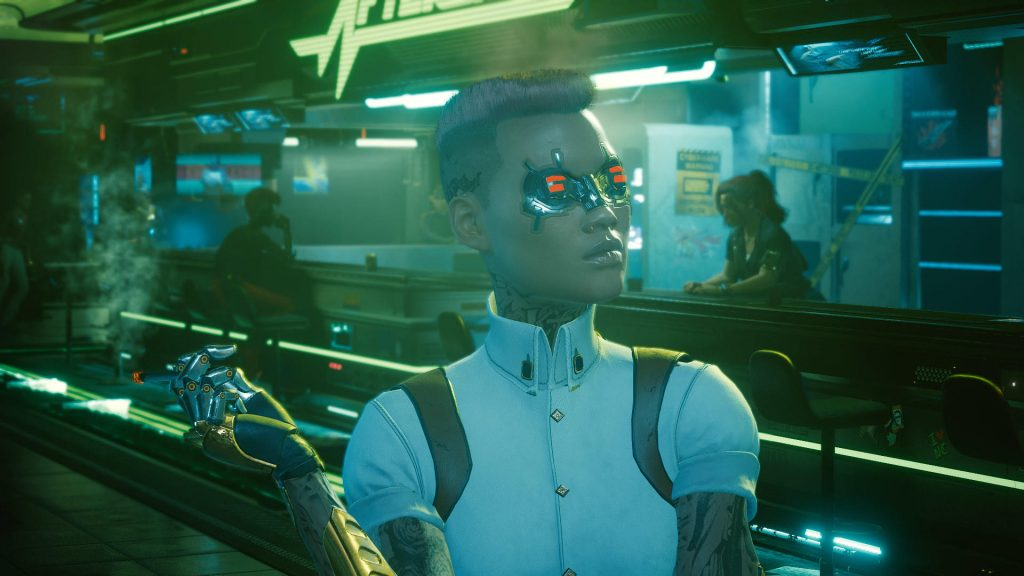 Cyberpunk 2077 gets another hotfix patch