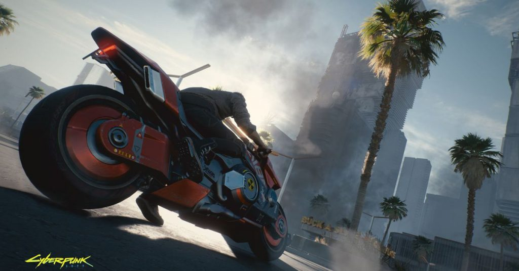 Cyberpunk 2077 on PS4 and Xbox One has a big problem
