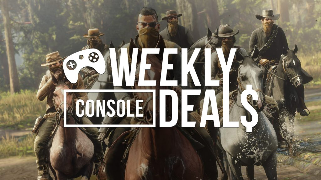 December 4th Weekend Console Download Deals: Black Friday Hangover
