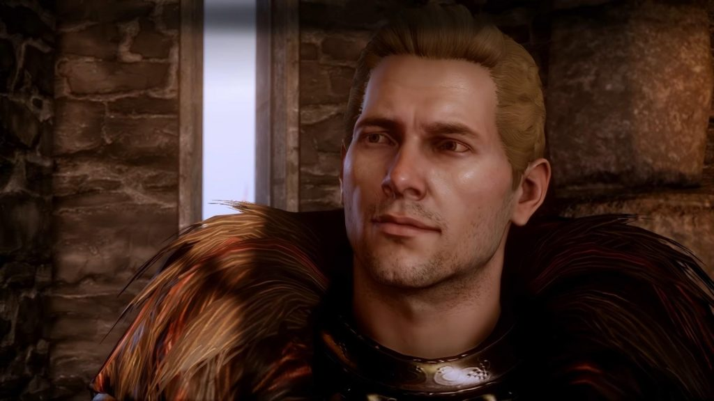 Dragon Age voice actor LARP 40 minutes career breakdown