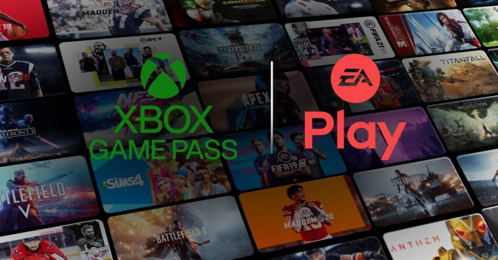 EA Play will not appear on Xbox Game Pass for PC until 2021