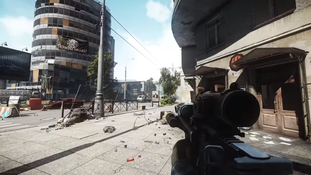 Escape from Tarkov's new map looks great and definitely melts my PC