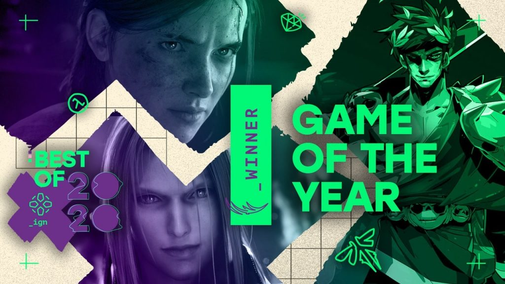Game of the Year Awards 2020-All Winners