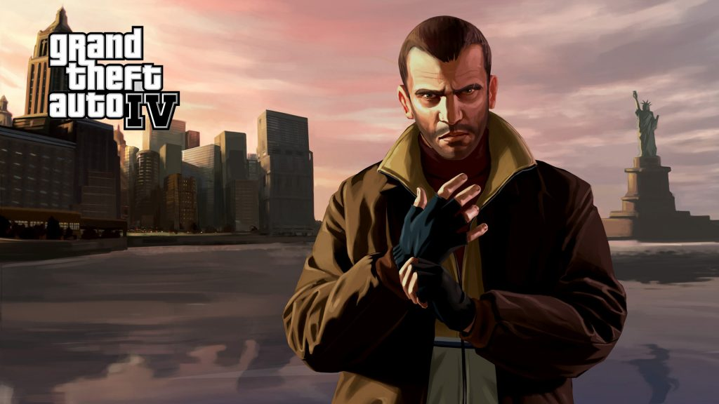 Grand Theft Auto IV looks great with iCEnhancer 4 and RevIVe Mod