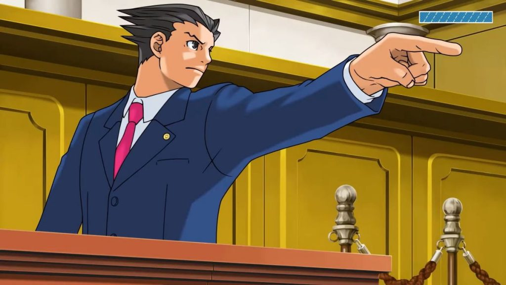 Looks like Phoenix Lights: Ace Attorney is coming to the game pass