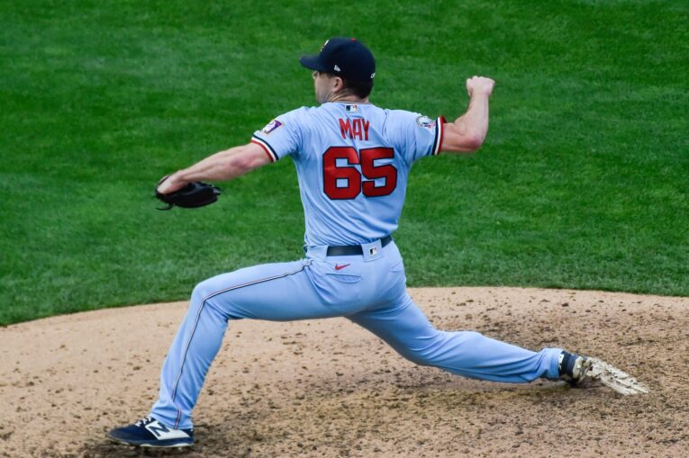 Reliever Trevor May agrees to deal with Mets   Lexington Herald Leader