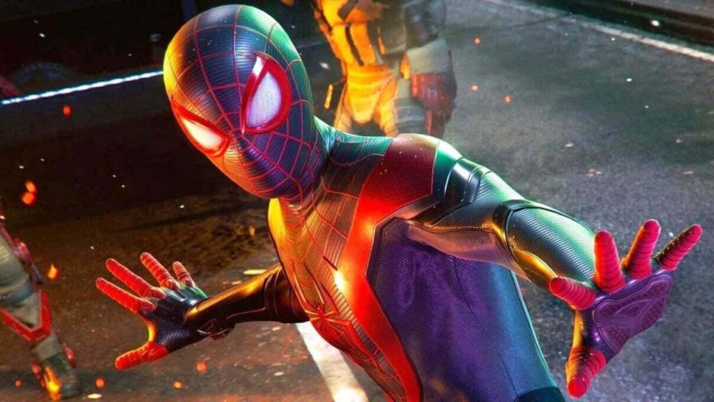 Miles Morales was the most downloaded PS5 game in November