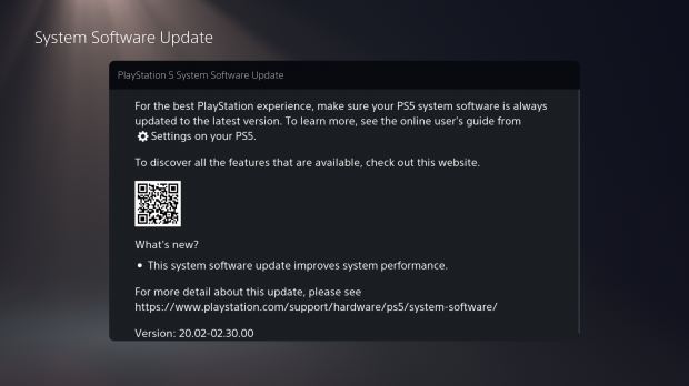 New PS5 firmware update fixes download issue, Wi-Fi connection 1 | TweakTown.com