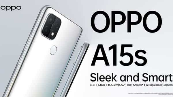 Oppo A15s will be available in India and you can check prices, specifications, features and more