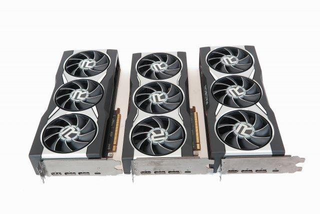 RX 6800 (XT) and 6900 XT availability - still a tragedy at Proshop