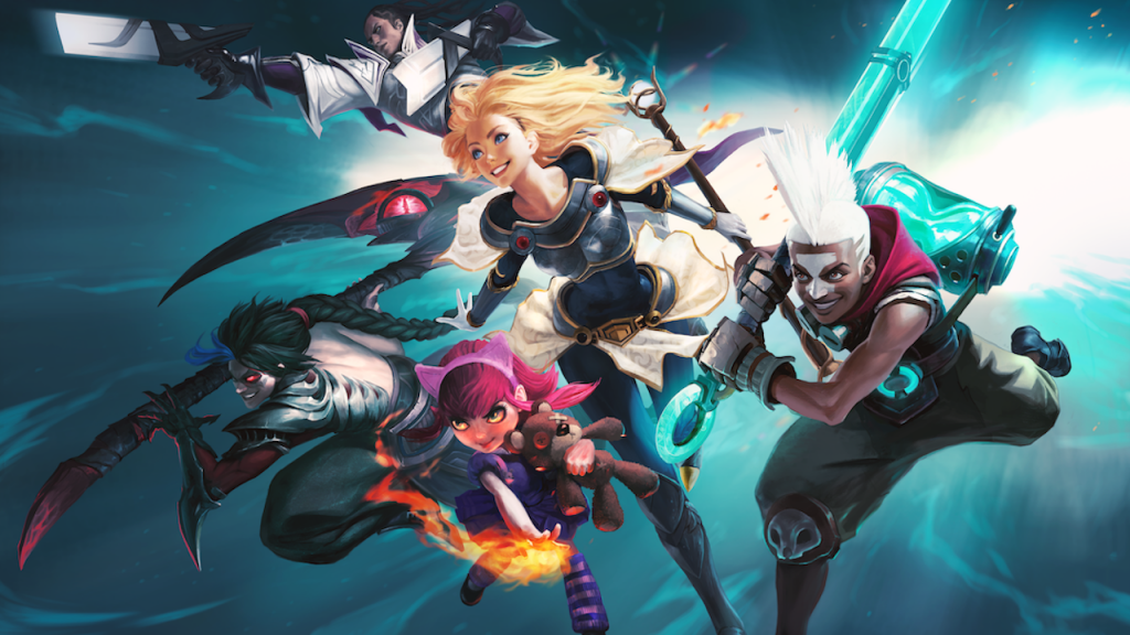 Riot Games Executive announces League of Legends MMO under development