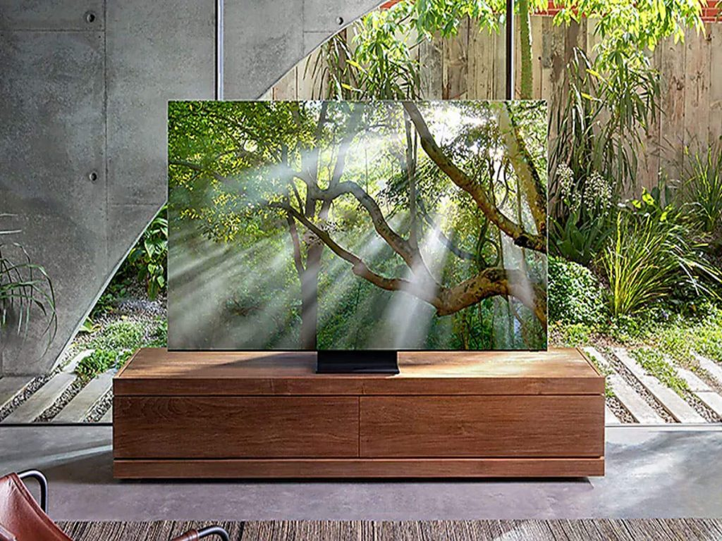 Samsung QLED 8K TV - 3 lakh discount and up to 20% cash back on Samsung Super Premium TV - samsung qled 8k TVs are available at discounts of up to Rs 3 lakh