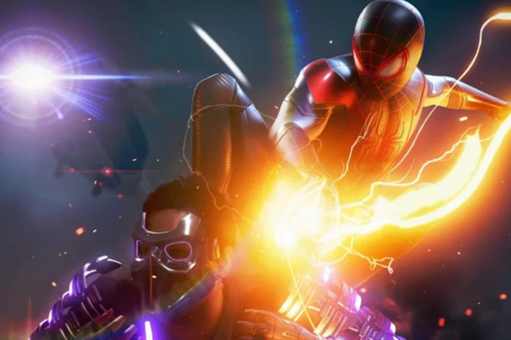 """Spider-Man Miles Morales"" and 6 other best video games based on the movie"