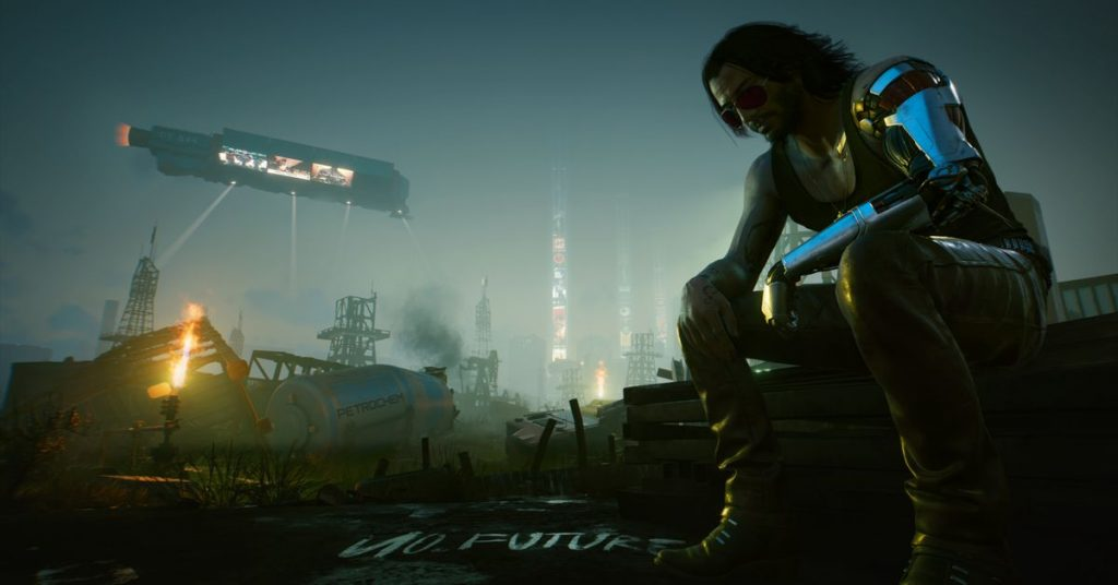 The developers of Cyberpunk 2077 say disappointed players can ask for a refund