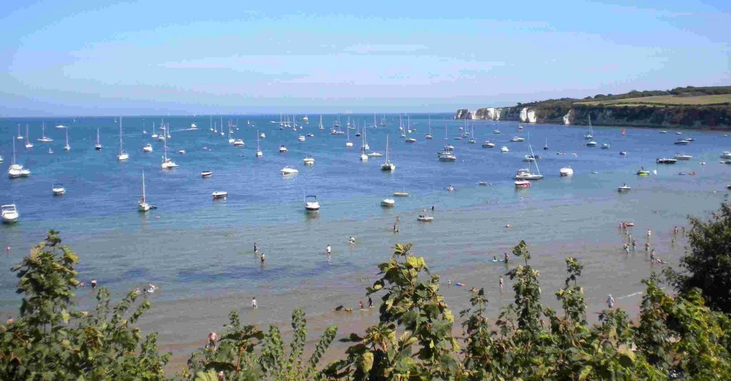 There is growing concern about the possibility of a boat ban in Studland Bay