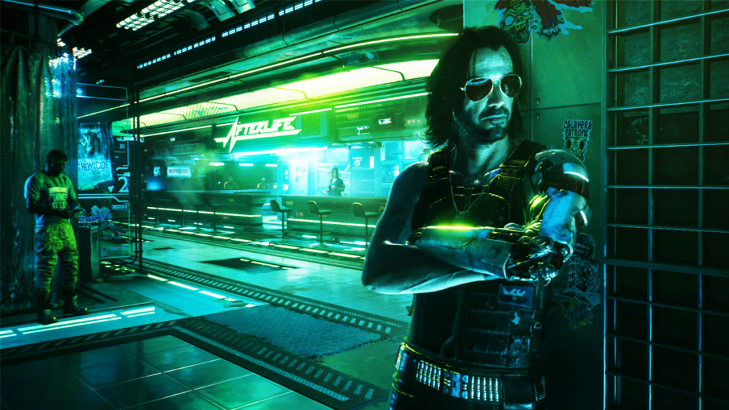 Wakeup Samurai, Cyberpunk 2077 is coming soon
