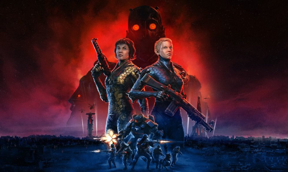 Wolfenstein: Youngblood COMPUTER game full version free download